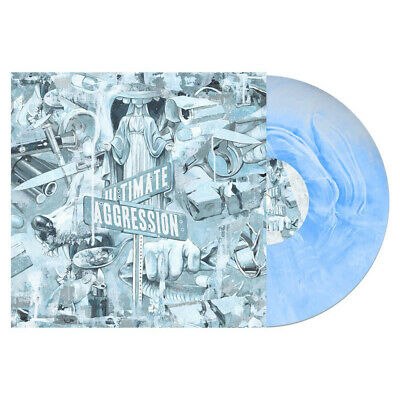 Year of the Knife Ultimate Aggression Blue Vinyl LP New Pre Order 05/04/19