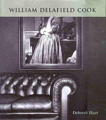 William Delafield Cook by Deborah Hart Hardback Book The Fast Free Shipping