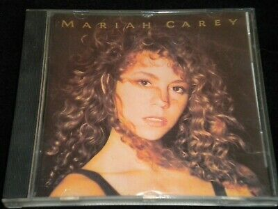 Mariah Carey - Self Titled - CD Album - 11 Tracks - 1990