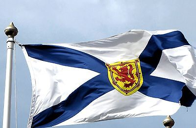 NEW 3x5 ft NOVA SCOTIA CANADA CANADIAN FLAG