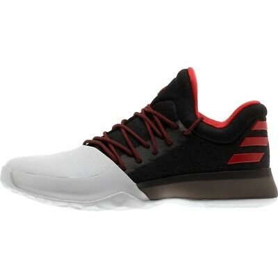 1a17e313fd2 ADIDAS KIDS YOUTH James Harden Vol 1 Basketball Shoes Trainers Black ...