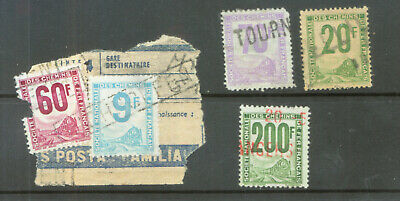 France Railway stamps