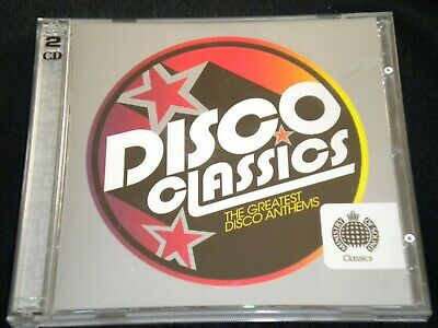 Disco Classics - Greatest Disco Anthems - 2 CD's Album - Various Artists - 2004