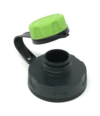 humangear capCAP+ 2.0 Replacement Wide Mouth Bottle Cap Lid Green #HG0521