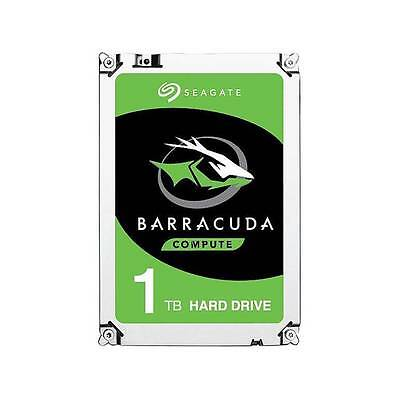 "Seagate Barracuda ST1000DM010 1TB SATAIII 6.0Gb/s 64MB 3.5"" Internal Hard DRIVE"