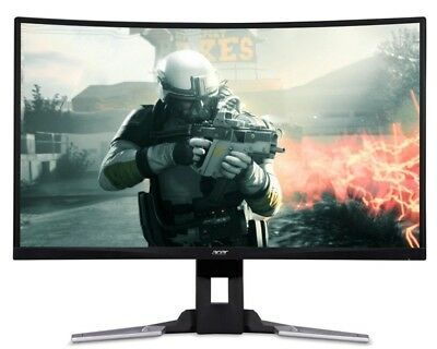 "ACER XZ321QUbmijpphzx 31,5"" WQHD Curved Gaming Monitor 2560x1440 FreeSync 144Hz"