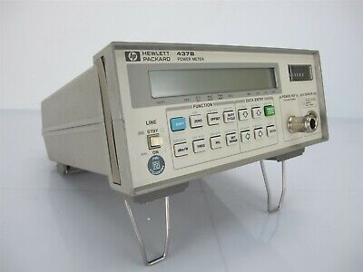 HP 437B RF Power Meter