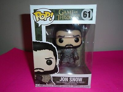 Funko Pop Game of Thrones: Jon Snow Vinyl Figure Item #29166