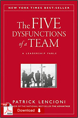 The Five Dysfunctions of  a Team, Patrick Lencioni ƤЃ [E-Virsion]
