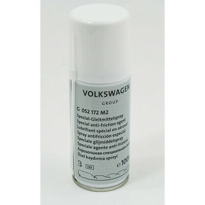 Original VW Audi Seat Skoda Spezial Gleitmittel 100ml Krytox-Spray G052172M2