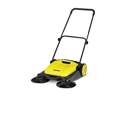 Karcher S 650 Push Sweeper Yellow