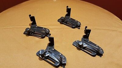 Genuine Singer Adjustable Hemmer Foot # 35931 for Featherweight and 201/15-91