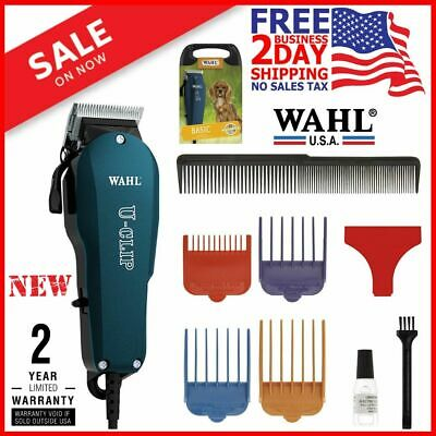 Wahl Pro Dog Grooming Clippers Kit Electric Pet Hair Groomer Clipper Set All in