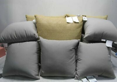 Lot Of 10 Pottery Barn Assorted Decorative Pillows 6800 Picclick