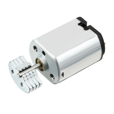 Vibration Motor DC 3V 5000RPM 2 Terminals Electric Vibrating Micro Motor