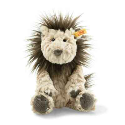 Steiff 065675 Soft Cuddly Friends Lionel Lion Small with FREE Steiff Gift Box
