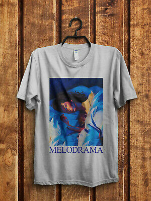 LORDE Melodrama Concert World Tour New T-Shirt Men's Size S to 3XL