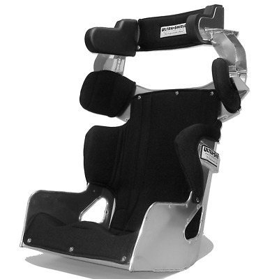 Ultra-Shield Economy Full Containment Seat 16In 10 Degree W/Blk Cover Ultef26100