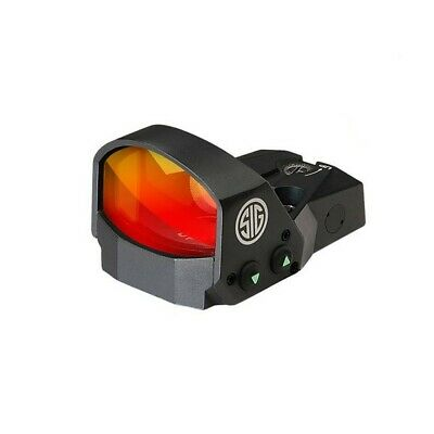 Sig Sauer Romeo1 Red Dot Sight 1x30mm 3 MOA Dot Reticle - SOR11000