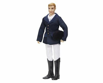 """<><   Breyer Ryan  8"""" doll figure & outfit 553 Hunter Rider very well done"""