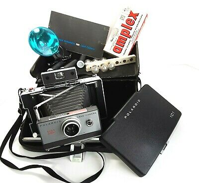 Vintage Polaroid 101 Automatic Land Camera