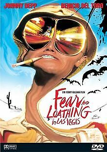 Fear and Loathing in Las Vegas von Terry Gilliam | DVD | Zustand gut