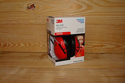 Peltor Hearing Protection for Children H510ak Red now for Special Price