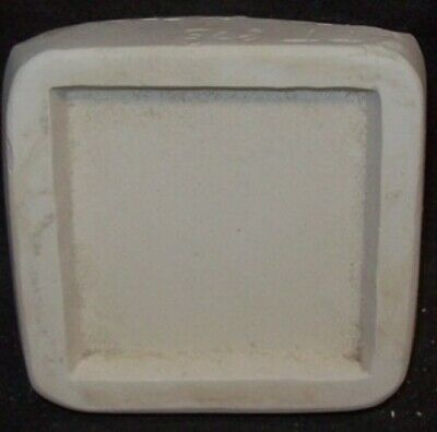 CERAMIC MOLD MOLDS OPEN BOOK WITH CROSS 4 75
