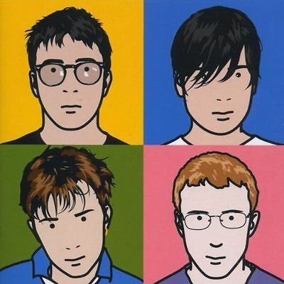 Blur: The Very Best Of Cd Greatest Hits / New