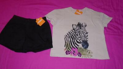 GYMBOREE MIX N MATCH RED w// JEEP wild plate S//S TEE 6 12 18 24 2T 3T 4T 5T NWT