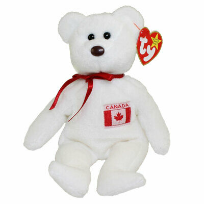 6.5 inch NORTHLAND the Bear Canada Exclusive TY Beanie Baby - MWMTs