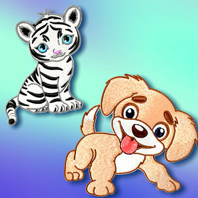 CUTEST ANIMALS 35  MACHINE EMBROIDERY DESIGNS CD or USB