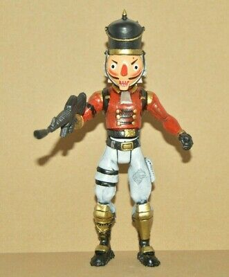 TOY MEXICAN ACTION FIGURE GAME BATTLE CAMPAL FORTNITE nutcracker 8 INCHES
