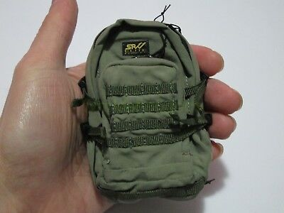 """1/6 Scale SUPERMCTOYS M-069B Backpack Bag For 12"""" Action Figure"""