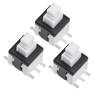 44 Pcs 6x3.5x5mm 2 Pins Momentary DIP Tactile Tact Push Button Switch