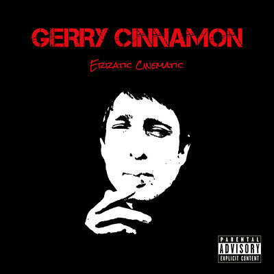 "Gerry Cinnamon : Erratic Cinematic VINYL 12"" Album (2019) ***NEW*** Great Value"