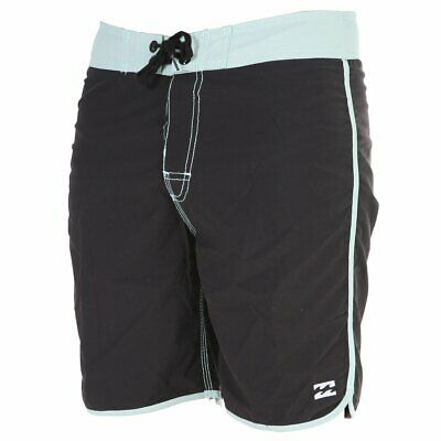 081d53fe04 Billabong Marbelised Havana Boardshorts Black Mint Green Small W 28 BNWT £60