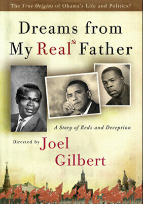 Dreams from My Real Father DVD (2012) Joel Gilbert