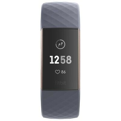 Fitbit Charge 3 Health and Fitness-Tracker rosegold, Aktivitätstracker