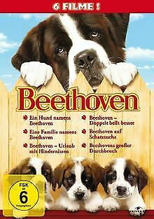 Beethoven 1-6 [6 DVDs] | DVD | Zustand gut
