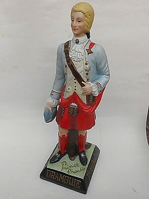 Early 20th c.Bonnie Prince Charlie ** DRAMBUIE ** Advertising Figure