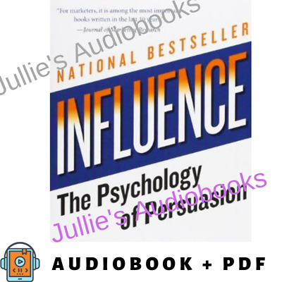AudioBook - Influence: The Psychology of Persuasion by Robert B. Cialdini