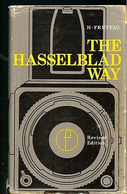 1958-1972 Hasselblad 500C Camera System Users Guide Manual