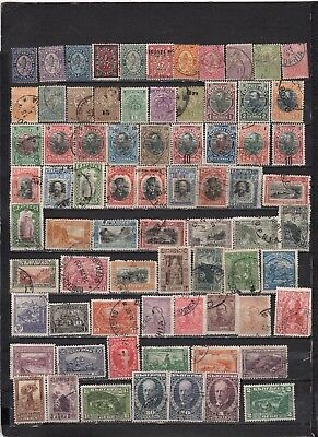Bulgaria - Lot Of Early Used Stamps (BUL3)