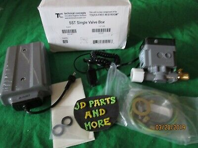 New Technical Concepts Valve Control Module Auto Foam Touch Free System 490144