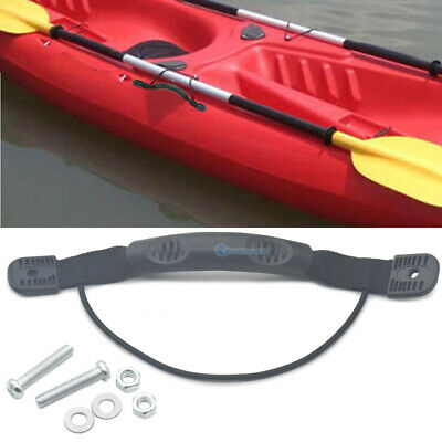 Plastic Side Mount Carry Handles For Kayak Boat Bungee Paddle Park with Screws