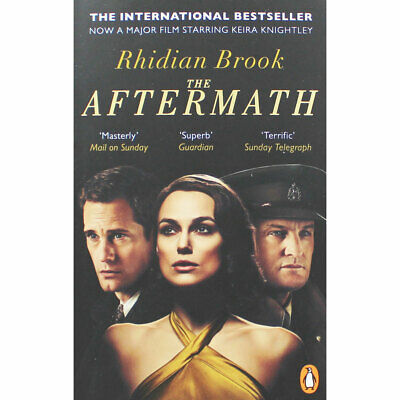 The Aftermath - Film Tie-In by Rhidian Brook (Paperback), Fiction Books, New