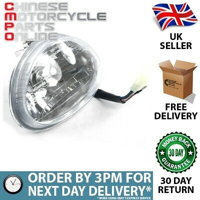 Headlight Assembly for LF125T-9A (HLASM046)