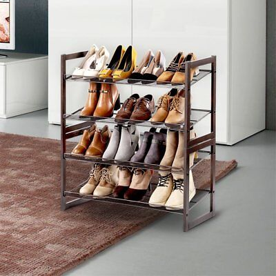 Peachy Shoe Storage Seating Ottoman Bench Cabinet Closet Shelf Pabps2019 Chair Design Images Pabps2019Com