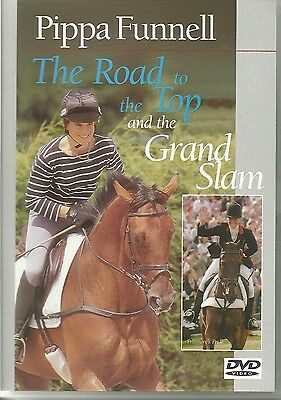 Pippa Funnell The Road To The Top And The Grand Slam Dvd